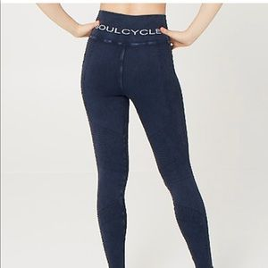 SoulCycle x NUX One By One Legging NWT